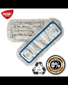 40 CM gulvmoppe lavet af genanvendt polyester - Fra BasicClean.dk